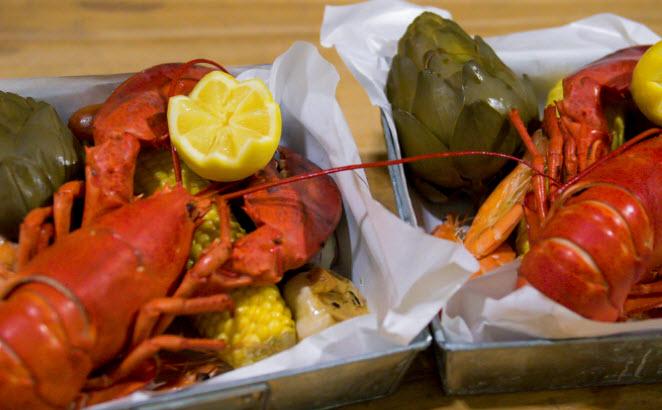 &#8220;Summer of Love&#8221;</br>Lobster Dinner