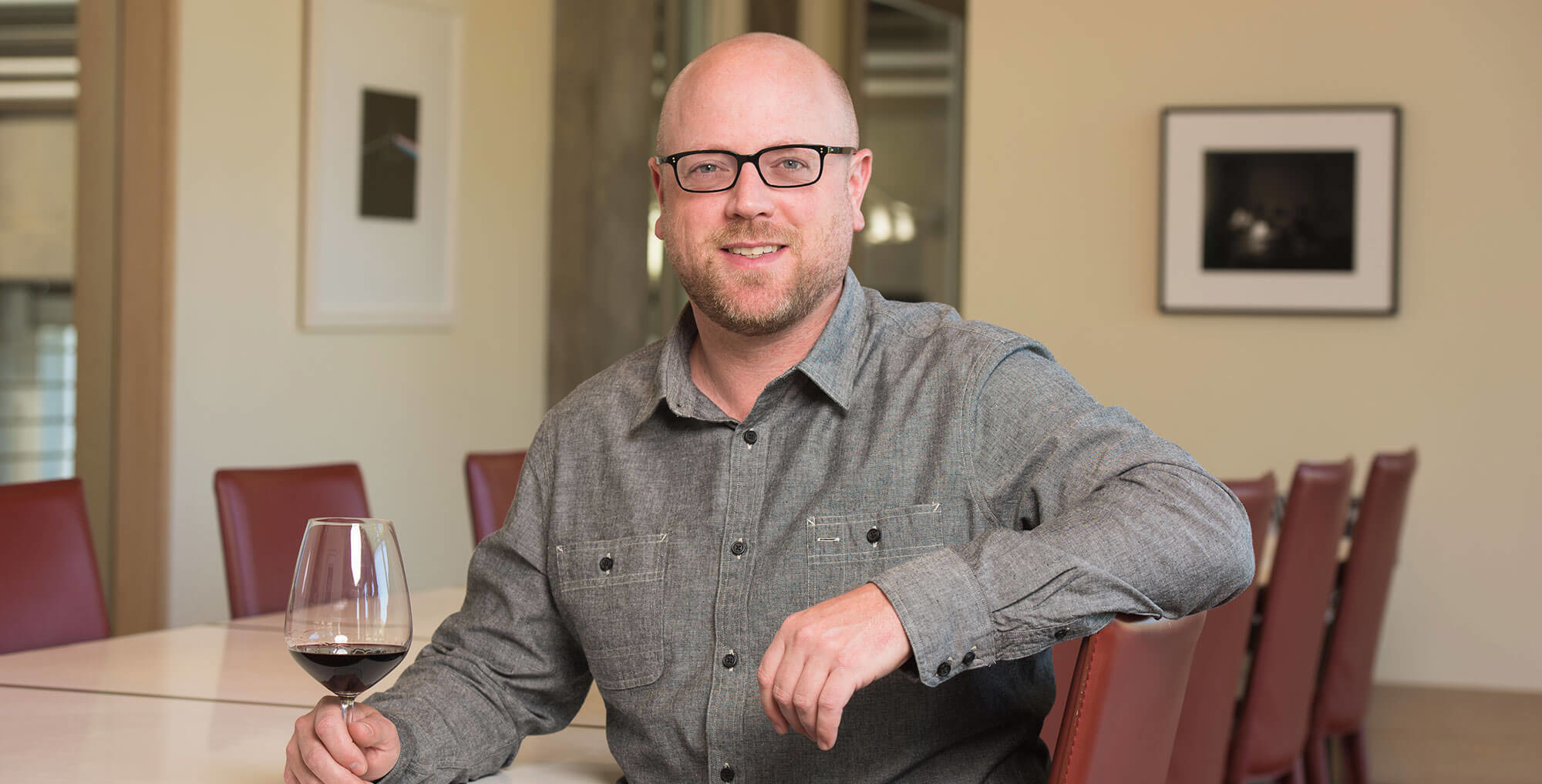 Christopher Tynan - Winemaker, Cliff Lede & Poetry